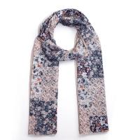 Dámský modrobílý šátek Dobbi 028 3e3b8c4c17