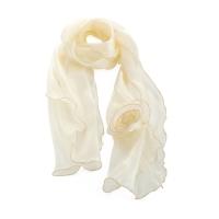 Dámský krémový šátek Celia 32055 25bebed81f