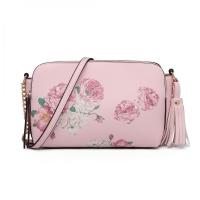 Dámská růžová kabelka Garden 1868F bcb1ce62d7
