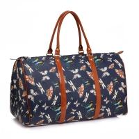 Dámská modrá cestovní taška Alice 479A eae1c97f555