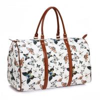 Dámská bílá cestovní taška Alice 479A a9ac5a95eb