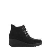 Dámské černé kotníkové boty Elisa 3284 b07feb69db