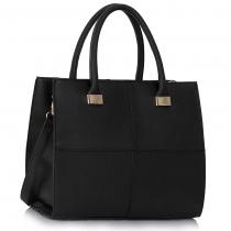 Dámská kabelka Roney 153L černá