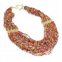 Barevný náhrdelník Clarissa 29621