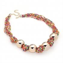 Barevný náhrdelník Dayna 29628