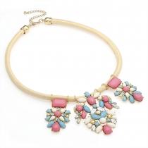 Barevný náhrdelník Zola 29551