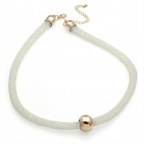 Bílý náhrdelník Melissa 29541