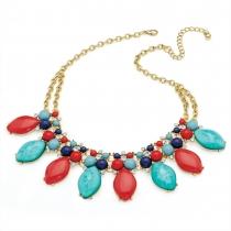 Barevný náhrdelník Bree 29522