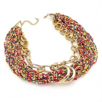 Barevný náhrdelník Elisa 29624