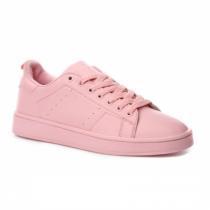 Dámské světle růžové tenisky Pop 035