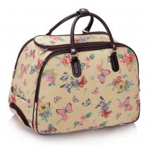 Dámská cestovní taška Shelley 309C béžová