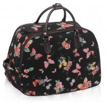 Dámská cestovní taška Shelley 309C černá