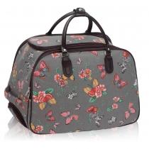 Dámská cestovní taška Shelley 309C šedá