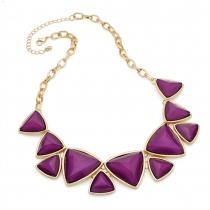 Fialový náhrdelník Doriana 29735