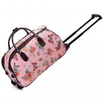 Dámská cestovní taška Nicki 308C růžová