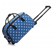 Dámská cestovní taška Esmme 308D modrá