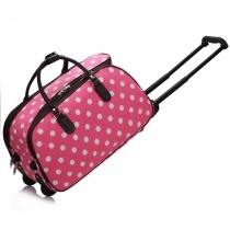 Dámská cestovní taška Esmme 308D růžová