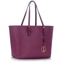 Dámská kabelka Tracy 297 fialová