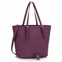 Dámská kabelka Agatta 0315 fialová