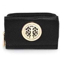 Dámská černá peněženka Ruth 1052A