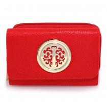 Dámská červená peněženka Ruth 1052A