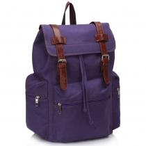 Dámský fialový batoh Runny 443