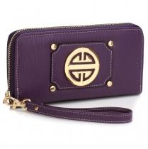 Dámská peněženka Bobby 1051 fialová