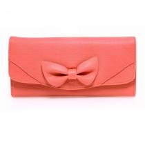 Dámská červená peněženka Lussy 1056A