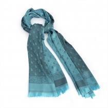 Dámský modrý šátek Pam 30150