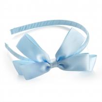 Modrá čelenka do vlasů Niki 29939