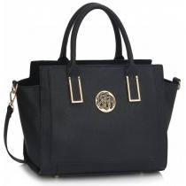 Dámská černá kabelka Ember 338a