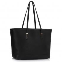 Dámská černá kabelka Porney 461