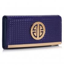 Dámská námořnicky modrá peněženka Gail 1058a