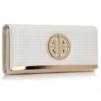 Dámská bílá peněženka Gail 1058a