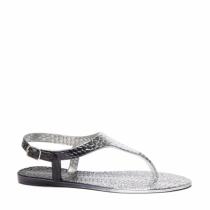 Dámské černé sandály Honory 085