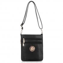 Dámská černá kabelka Mariah 369