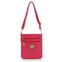 Dámská růžová kabelka Mariah 369