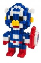 Mini skládačka Captain America