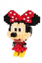 Mini skládačka Minnie Mouse