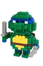 Mini skládačka Želva Ninja Leonardo