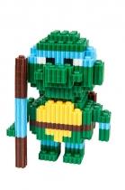 Mini skládačka Želva Ninja Donatello