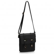 Dámská černá kabelka Bernice 470