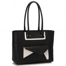 Dámská černá kabelka Frances 487