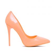 Dámské lodičky Marilyn 396 oranžové
