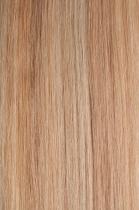 CLIP IN vlasy - set 38 cm melír přírodní blond/světlá blond