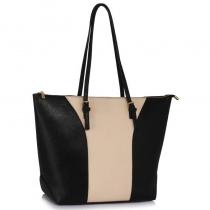 Dámská černotělová kabelka Meghan 496