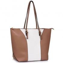 Dámská bílotělová kabelka Meghan 496