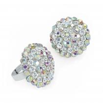 Prsten ve stříbrné barvě Cassie 29686