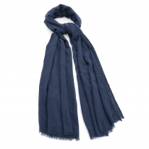 Dámský modrý šátek Natalia 30742