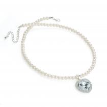 Krémový náhrdelník Miran 30640
